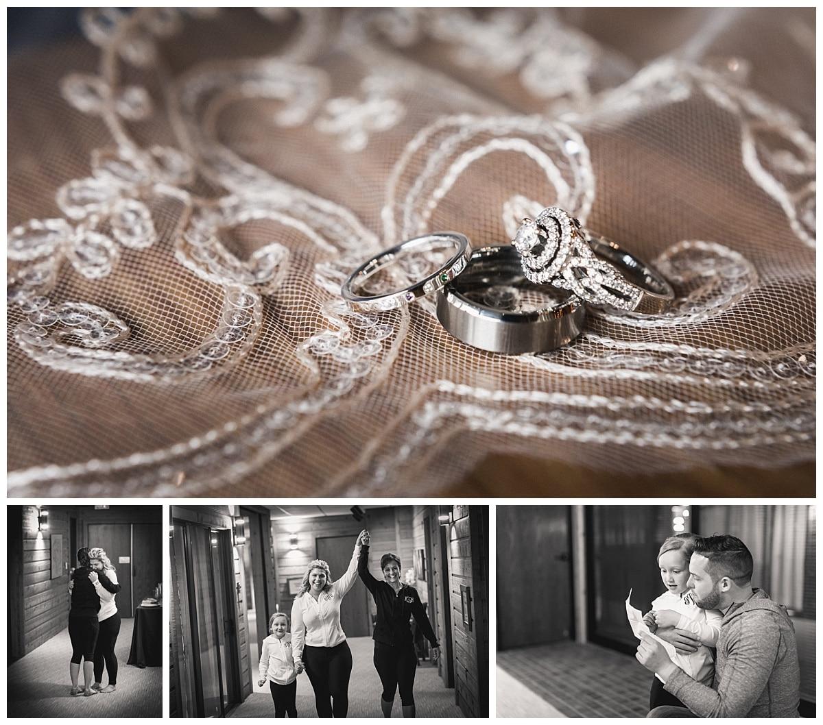 Wedding Photographer wedding rings