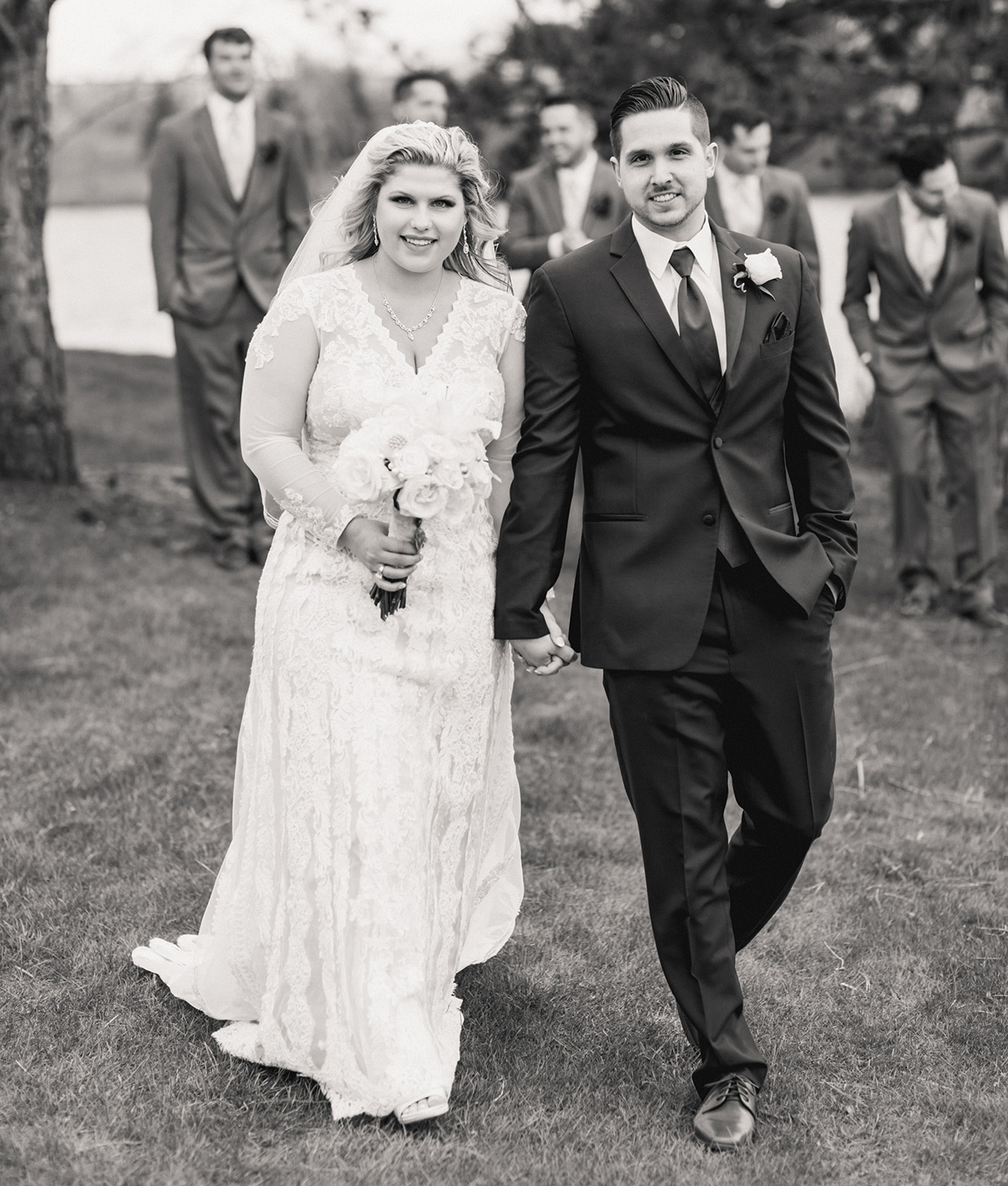 Olivia and Zac -Wedding Photographer - WatersEdge Event Center