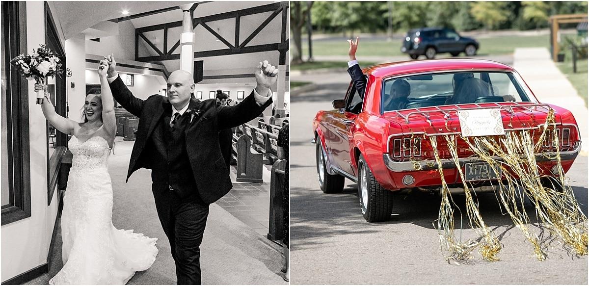 Powell OHio wedding photography