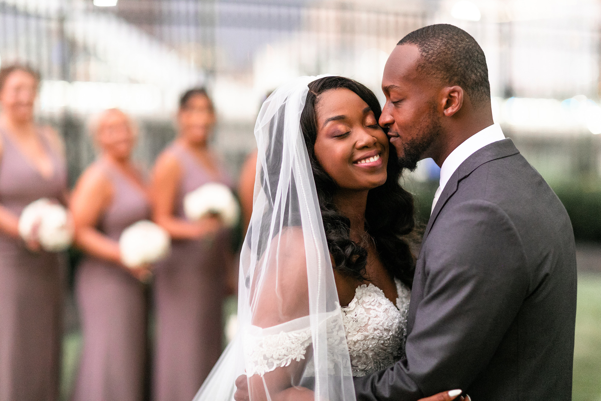 Ivory Room Columbus Ohio Wedding